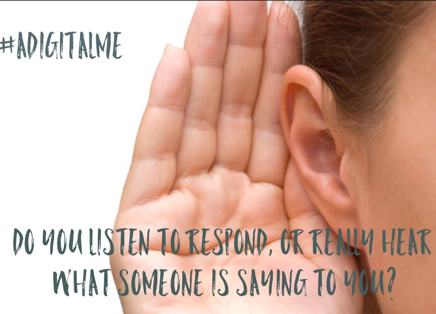 How do you rate your listening skills?